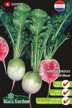 Semences potagères : Radis Red Meat