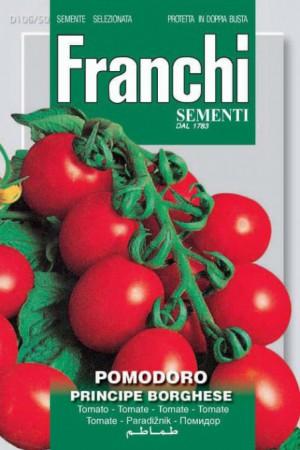 Semences potagères : Tomate Principe Borghese