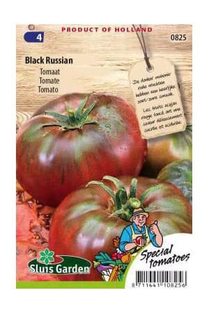 Semences potagères : Tomate Noire Russe