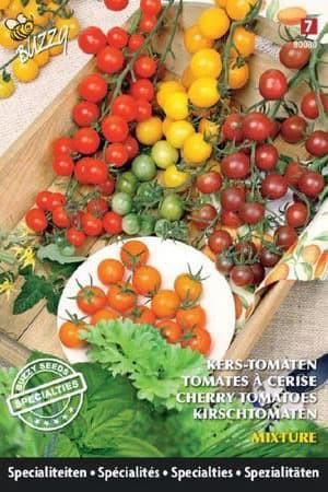 Semences potagères : Tomate Cerise en mélange