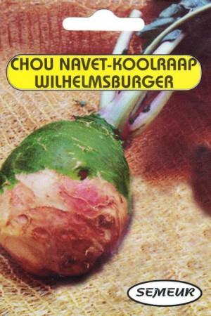 Engrais verts - Fourragères - Gazons  : Fourragères Chou rutabaga à collet vert