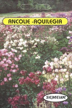 Semences de fleurs : Ancolie varié