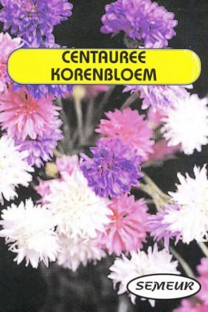 Semences de fleurs : Centaurée Double variée