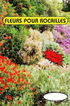 Semences de fleurs : Mélange de fleurs Fleurs pour rocailles