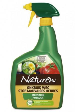 Traitement : Herbicide Naturen Stop mauv herbe