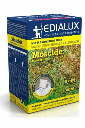 Traitement : Herbicide Moscide