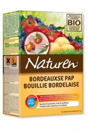 Traitement : Fongicide Bouillie bordelaise