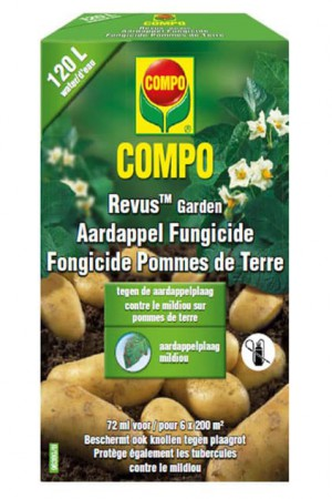 Traitement : Fongicide Revus Garden