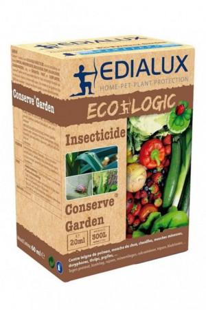 Traitement : Insecticide Conserve