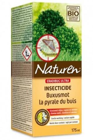Traitement : Insecticide Naturen contre Pyrale