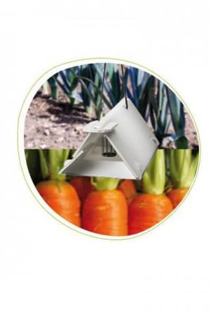 Traitement : Insecticide Maisonnette support