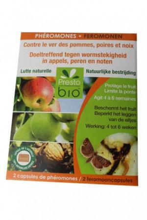 Traitement : Insecticide Phéromone ver pomme poire