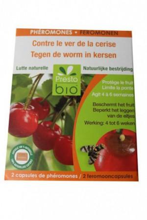 Traitement : Insecticide Phéromone ver cerise