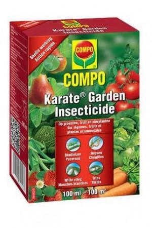 Traitement : Insecticide Karaté