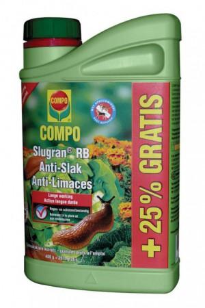 Traitement : Insecticide Slugran RB