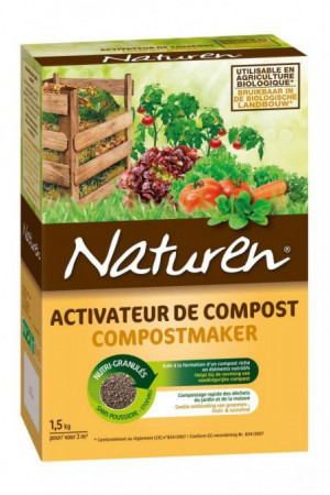 Traitement : Divers Activateur de compost