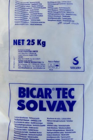 Traitement : Divers Bicarbonate de sodium