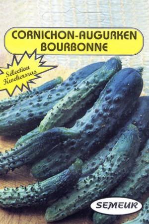 Semences potagères : Cornichon Amélioré de Bourbonne