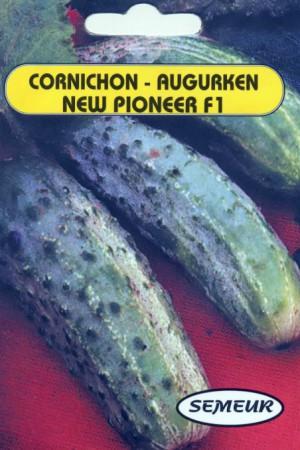 Semences potagères : Cornichon New Pioneer F1