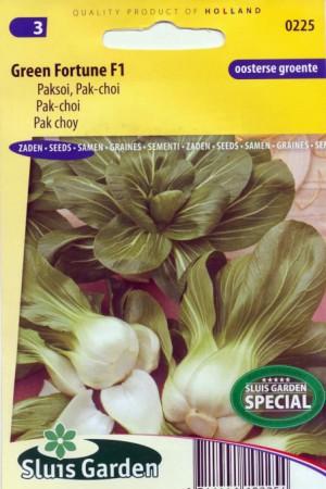 Semences potagères : Légumes asiatiques Green Fortune F1