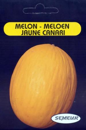Semences potagères : Melon Jaune Canari