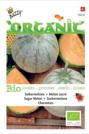 Semences potagères : Melon Charentais BIO