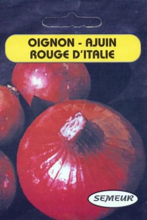 Semences potagères : Oignon Rouge d'Italie