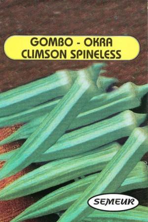 Semences potagères : Okra Gombo