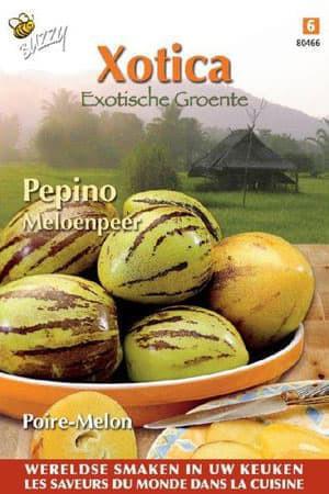 Semences potagères : Pepino Pepino